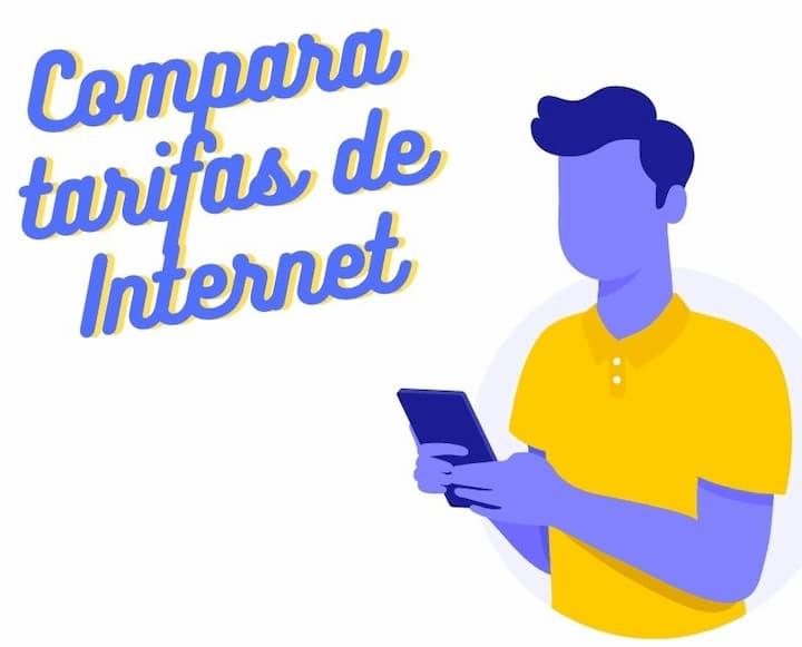 compara tarifas de internet